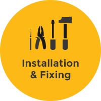 Professional Installation and Repairs